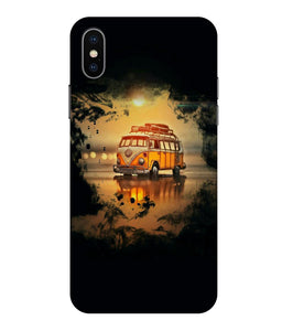 Apple Iphone Xs Max Sunset Mobile cover