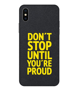 Apple Iphone Xs Max Hungry Mobile cover