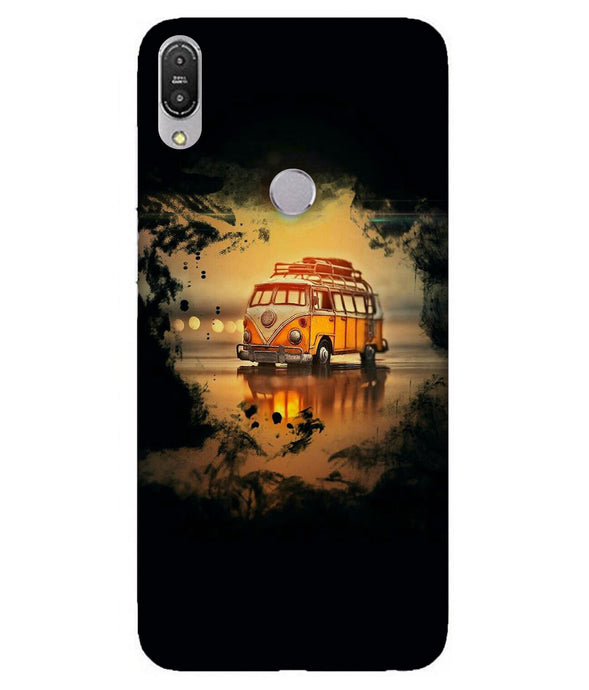 Zenfone Max Pro M1 Sunset Cover