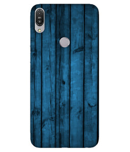 Zenfone Max Pro M1 Bluewoods Cover