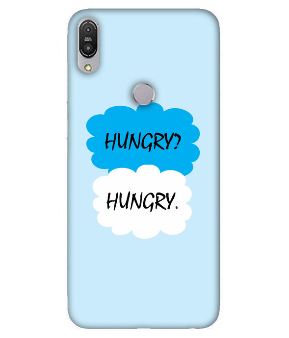 Zenfone Max Pro M1 Hungry Cover
