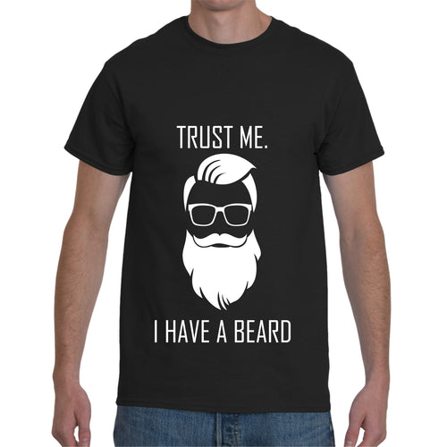 Black Beard T-Shirt