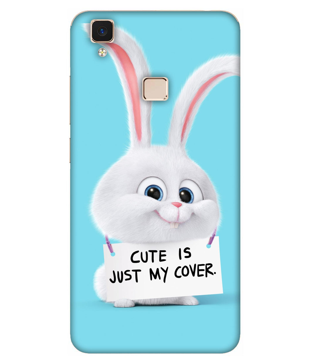 Vivo V3 Max Bunny Mobile cover