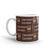 Load image into Gallery viewer, Depresso Coffee Mug