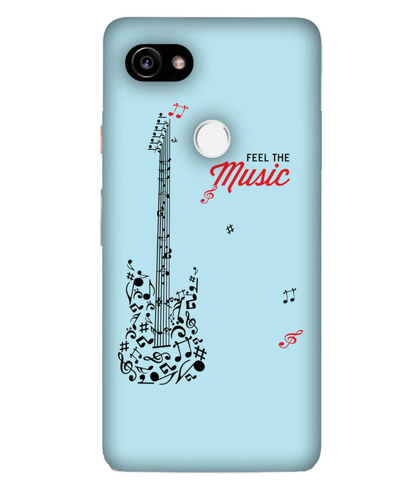Google Pixel 2XL Music Mobile cover