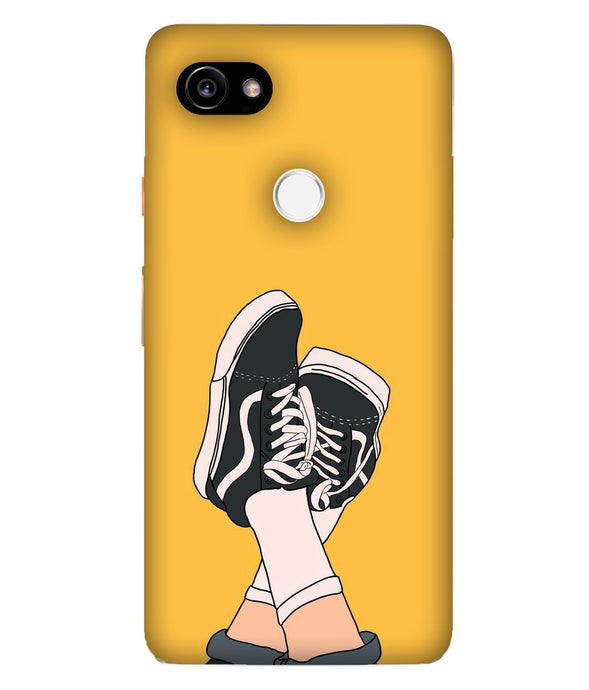 Google Pixel 2XL Shoes Mobile cover