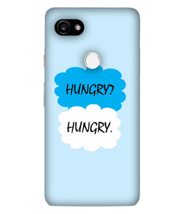 Google Pixel 2XL Hungry Mobile cover