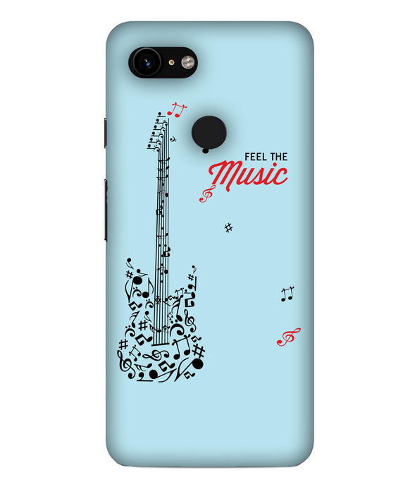 Google Pixel 3 Music cover
