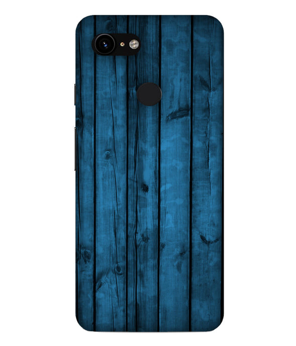 Google Pixel 3 Bluewoods cover