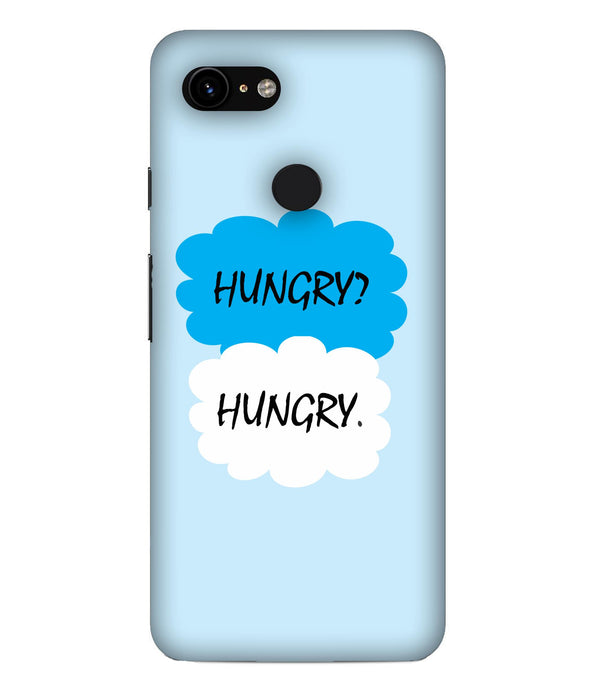 Google Pixel 3 Hungry cover