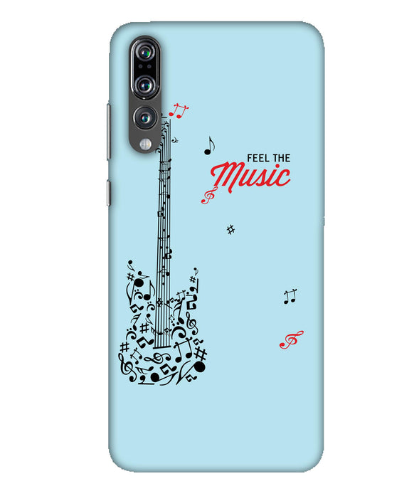 Huawei P20 Pro Music mobile cover
