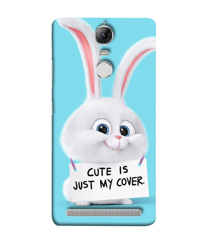 Lenovo K5 Note Bunny Mobile Cover