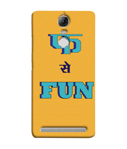 Lenovo K5 Note Fun Mobile Cover