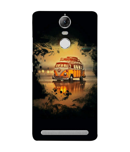 Lenovo K5 Note Sunset Mobile Cover