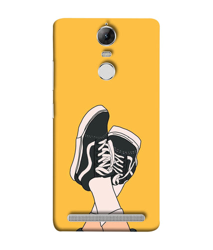 Lenovo K5 Note Shoes Mobile Cover
