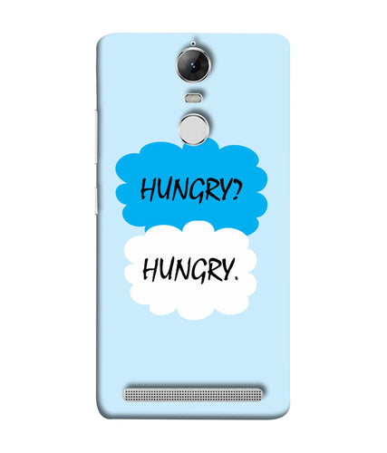 Lenovo K5 Note Hungry Mobile Cover