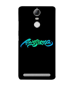 Lenovo K5 Note Awesome Mobile Cover