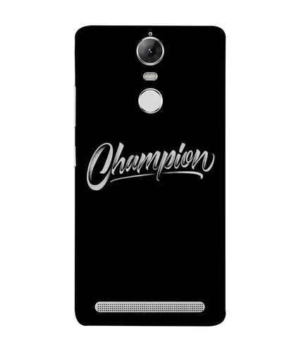 Lenovo K5 Note Champion Mobile Cover