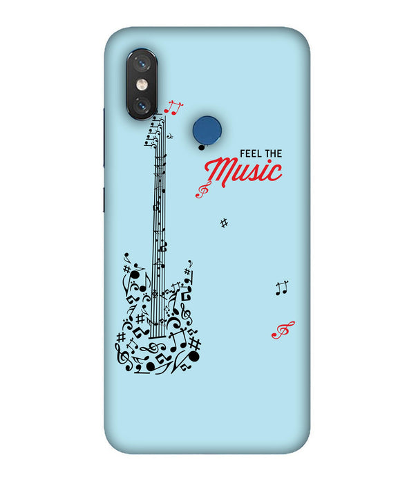 Xiaomi MI 8 Music Mobile Cover