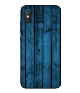 Xiaomi MI 8 Bluewoods Mobile Cover