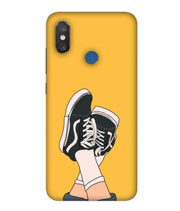 Xiaomi MI 8 Shoes Mobile Cover