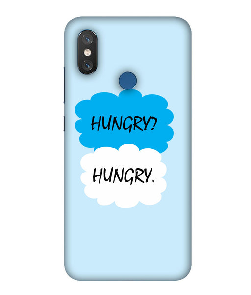 Xiaomi MI 8 Hungry Mobile Cover