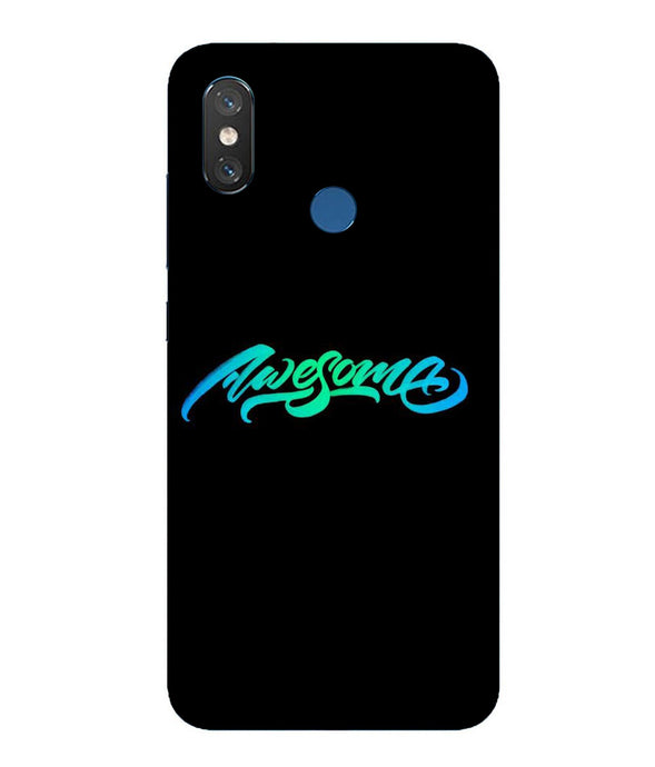 Xiaomi MI 8 Awesome Mobile Cover