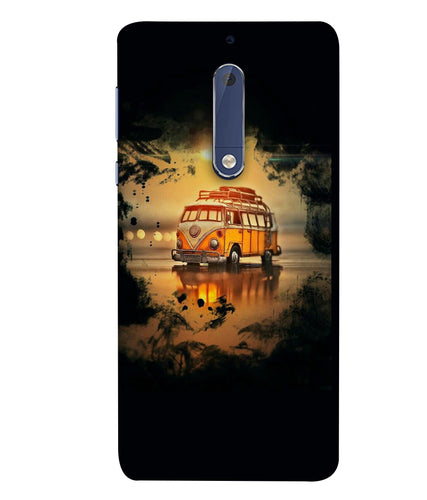 Nokia 5 Sunset Mobile Cover