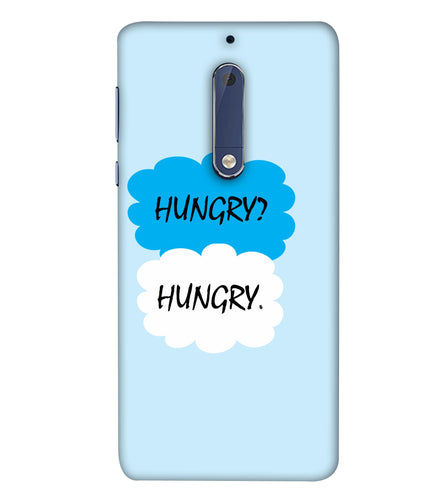 Nokia 5 Hungry Mobile Cover