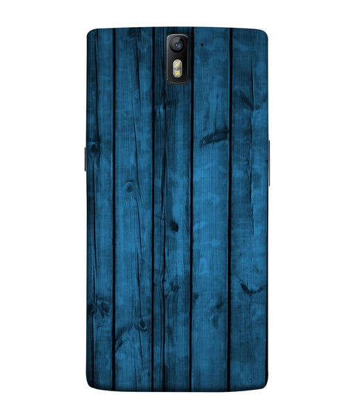 One Plus 1 Bluewoods Mobile Cover