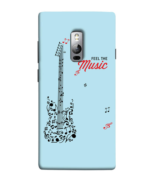 One Plus 2 Music Mobile Cover