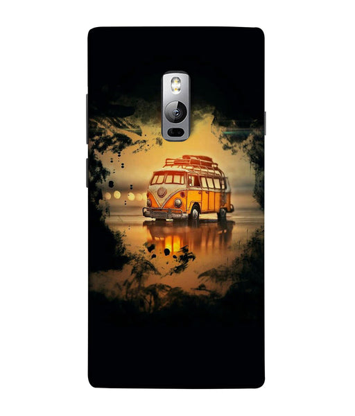 One Plus 2 Sunset Mobile cover