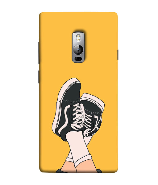 One Plus 2 Shoes Mobile cover