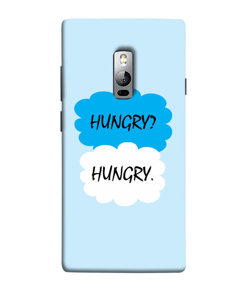 One Plus 2 Hungry Mobile cover