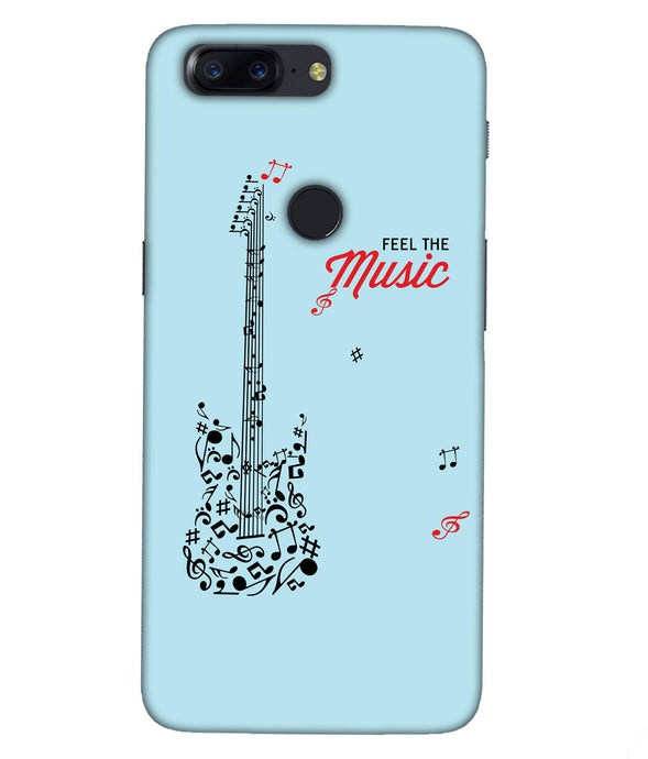 One Plus 5T Music Mobile Cover
