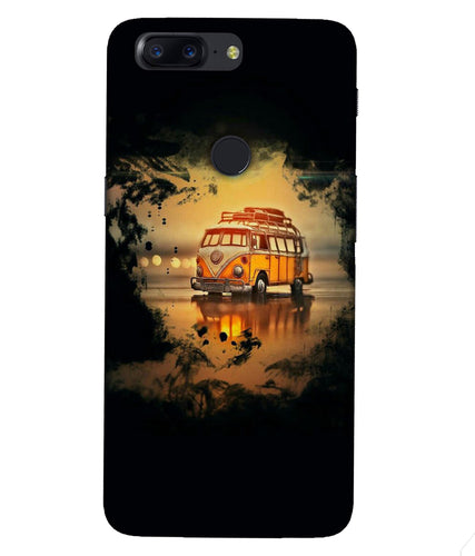 One plus 5T Sunset Mobile cover