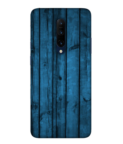 One Plus 7 Pro Blue woods Mobile Cover