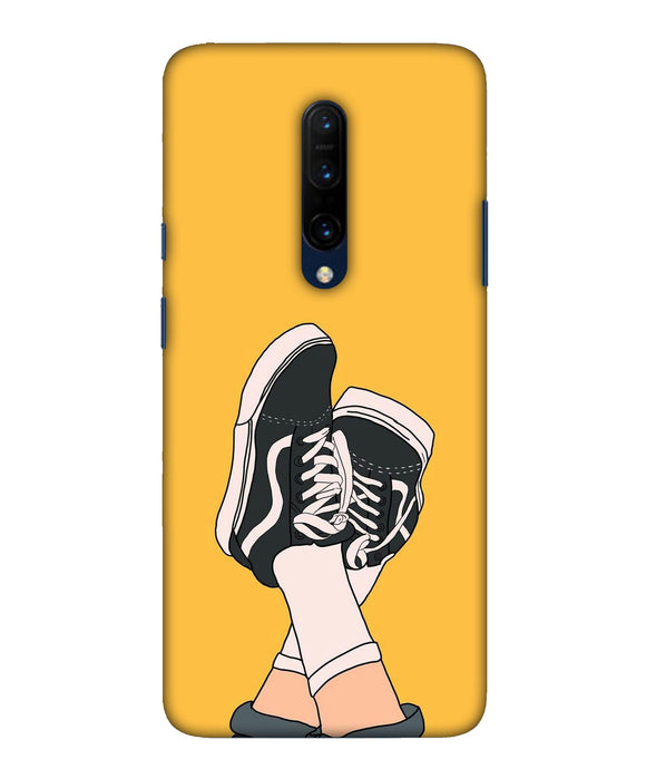One Plus 7 Pro Shoes Mobile Cover