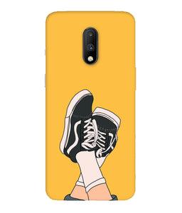 One Plus 7 Shoes Mobile Cover