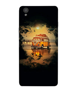 One Plus X Sunset Mobile cover