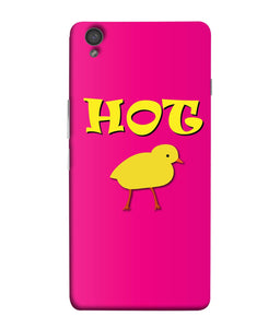 One Plus X Hot Chick Mobile Cover