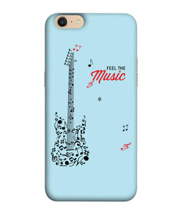 Oppo A57 Music mobile cover