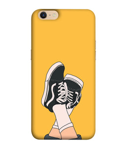 Oppo A57 Shoes mobile cover