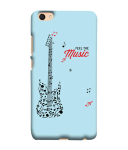 Oppo F3 Music Mobile Cover
