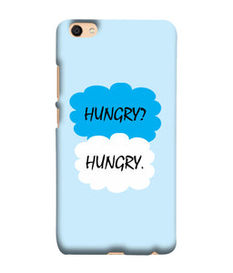 Oppo F3 Hungry mobile cover