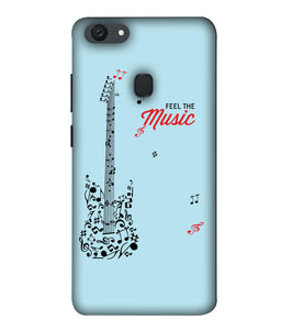 Oppo F5 Youth Music Mobile Cover
