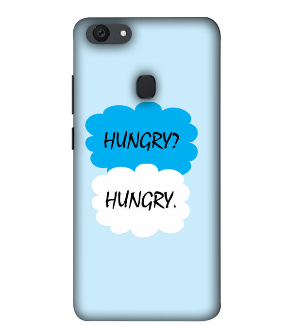 Oppo F5 Youth Hungry mobile cover