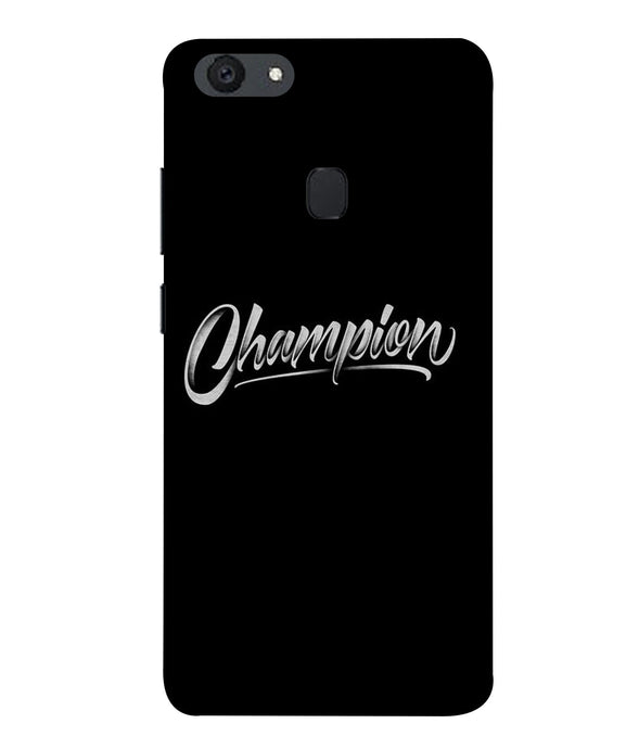 Oppo F5 Youth Champion Mobile Cover