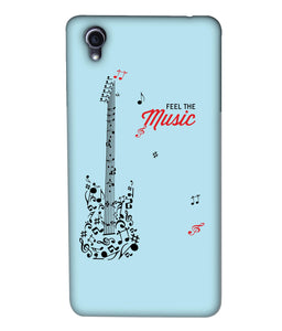 Oppo F1 Plus Music Mobile Cover
