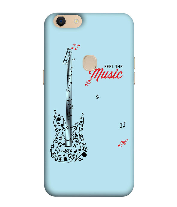 Oppo F5 Plus Music Mobile Cover